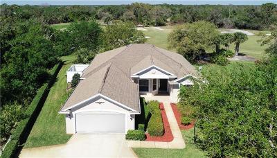 Sebastian Single Family Home For Sale: 798 Gossamer Wing Way