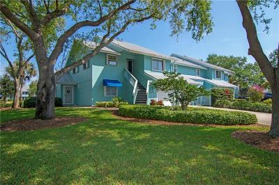 Sebastian Condo/Townhouse For Sale: 6208 River Run Drive #6208