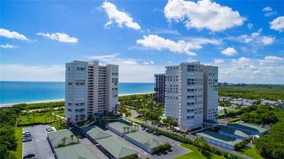 Hutchinson Island Condo/Townhouse For Sale: 5051 Highway A1a #8-1