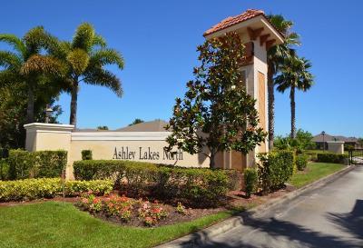 Ashley Lakes, Ashley Lakes North Single Family Home For Sale: 4614 Ashley Lake Circle