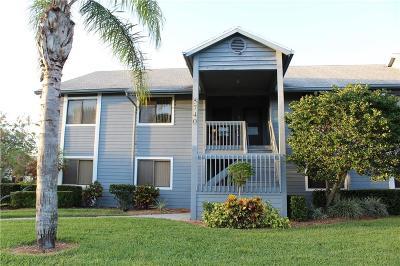Sebastian Condo/Townhouse For Sale: 5740 Pelican Pointe Drive #1