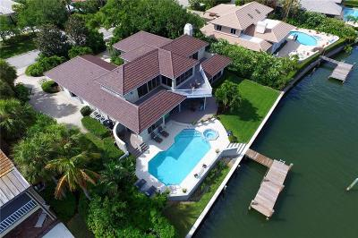 Vero Beach FL Single Family Home For Sale: $1,699,000