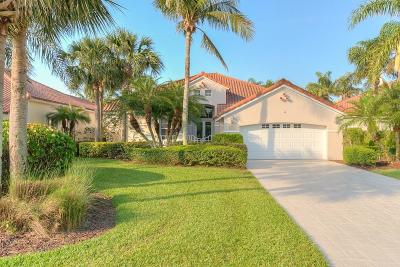 Vero Beach Single Family Home For Sale: 4865 Coventry Court