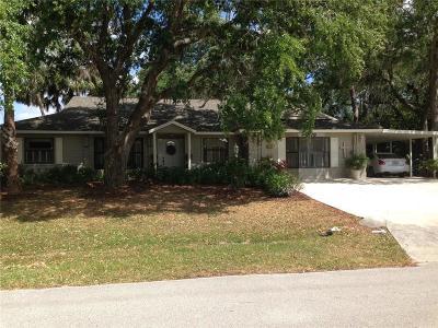 Sebastian Single Family Home For Sale: 979 Starflower Avenue