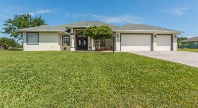 Sebastian Single Family Home For Sale: 102 Becker Avenue