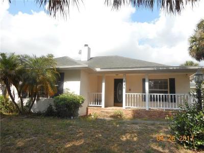 Sebastian Single Family Home For Sale: 286 Columbus Street