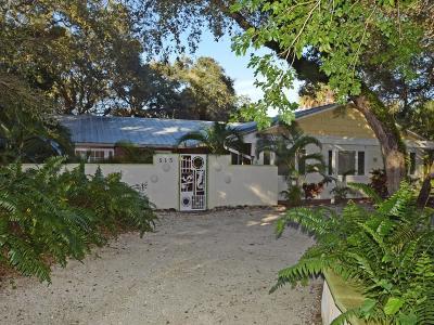Vero Beach Single Family Home For Sale: 515 Greytwig Road