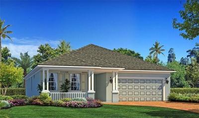 Sebastian Single Family Home For Sale: 365 Sandcrest Circle
