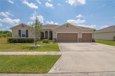 Sebastian Single Family Home For Sale: 128 Salazar Lane