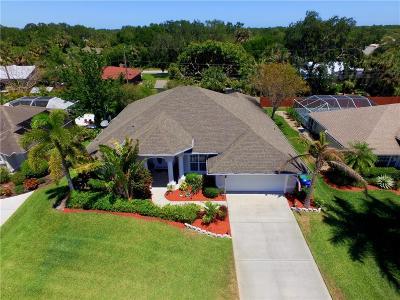 Sebastian Single Family Home For Sale: 1438 Barber Street