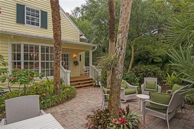 Sea Oaks Single Family Home For Sale: 1280 Palmetto Court #107