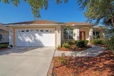 Sebastian Single Family Home For Sale: 693 Collier Lake Circle