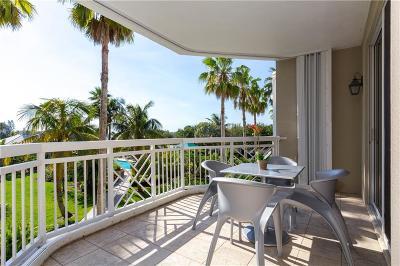 Vero Beach Condo/Townhouse For Sale: 940 Turtle Cove Lane #205
