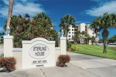 Melbourne, Melbourne Beach Condo/Townhouse For Sale: 6309 Highway A1a #351