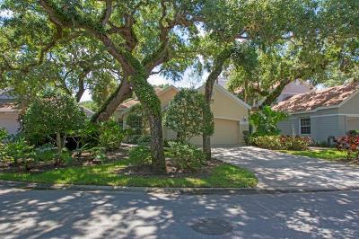 Sea Oaks Single Family Home For Sale: 8857 Lakeside Circle