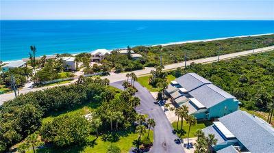 Melbourne, Melbourne Beach Condo/Townhouse For Sale: 37 Cove Road #37