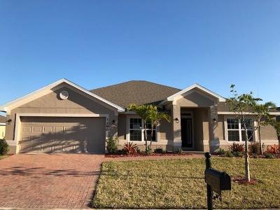 Oaks Of Vero Single Family Home For Sale: 1280 Scarlet Oak Circle