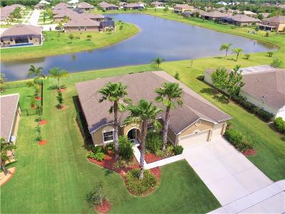 Ashley Lakes, Ashley Lakes North Single Family Home For Sale: 4742 Ashley Lake Circle
