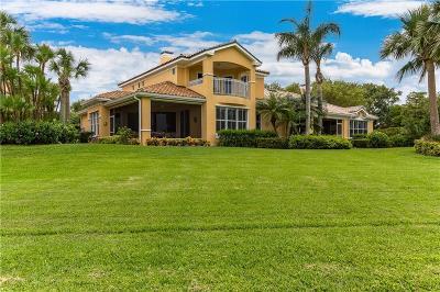 Vero Beach Single Family Home For Sale: 5020 St Joseph's Island Lane