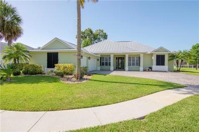 Vero Beach Single Family Home For Sale: 6575 35th Lane