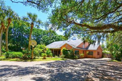Vero Beach Single Family Home For Sale: 2635 Carissa Drive