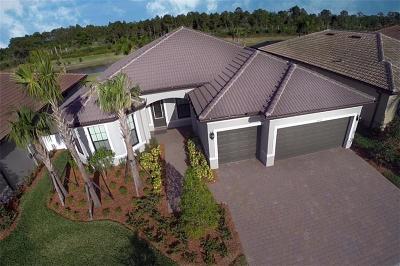Vero Beach Single Family Home For Sale: 5039 Pendelton