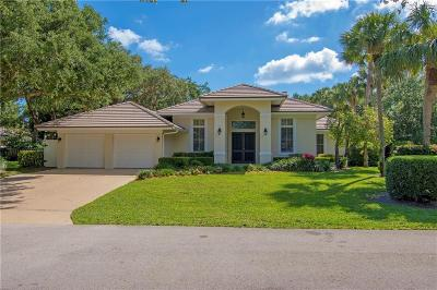 Castaway Cove Single Family Home For Sale: 1240 Indian Mound Trail