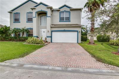 Oaks Of Vero Single Family Home For Sale: 1353 Scarlet Oak Circle