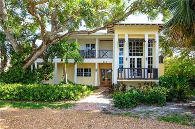 Vero Beach, Indian River Shores, Melbourne Beach, Sebastian, Palm Bay, Orchid Island, Micco, Indialantic, Satellite Beach Single Family Home For Sale: 422 Live Oak Road