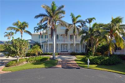 Vero Beach, Indian River Shores, Melbourne Beach, Sebastian, Palm Bay, Orchid Island, Micco, Indialantic, Satellite Beach Single Family Home For Sale: 2150 6th Court