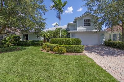 Vero Beach Single Family Home For Sale: 3060 SW Peachtree Street