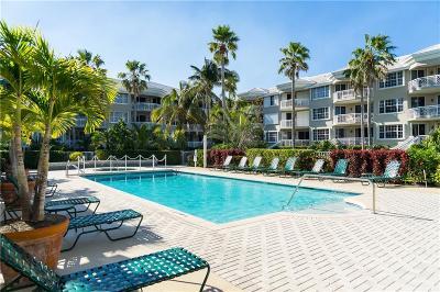 Vero Beach Condo/Townhouse For Sale: 940 Turtle Cove Lane #304