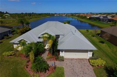 Vero Beach Single Family Home For Sale: 1225 SW South Lakes Way