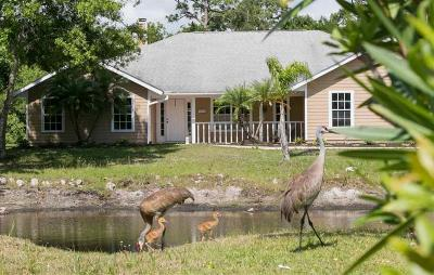 Vero Beach Single Family Home For Sale: 3115 62nd Drive