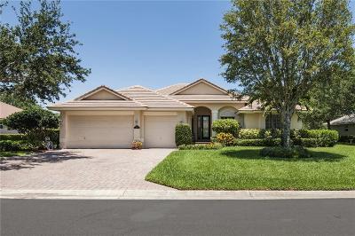 Vero Beach Single Family Home For Sale: 4810 Lafayette Place