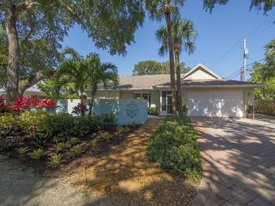Vero Beach Single Family Home For Sale: 2915 Eagle Drive