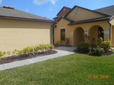Melbourne, Melbourne Beach Single Family Home For Sale: 1165 Luminary Circle #101