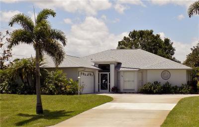 Sebastian Single Family Home For Sale: 102 Barbara Court