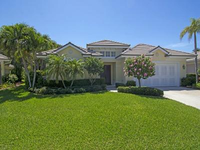 Vero Beach Single Family Home For Sale: 1183 Governors Way