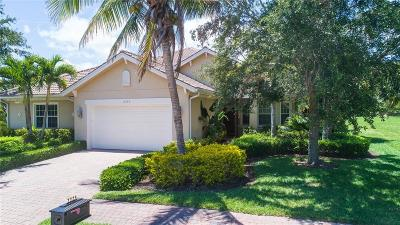 Vero Beach Single Family Home For Sale: 2223 Falls Circle