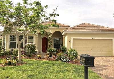 Vero Beach Single Family Home For Sale: 4252 Diamond