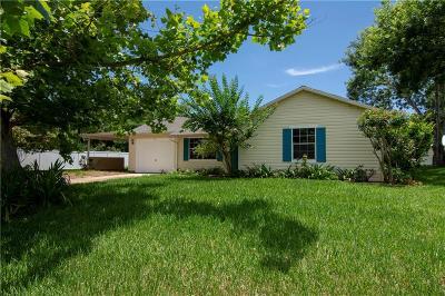 Sebastian Single Family Home For Sale: 521 Easy Street