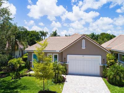 Vero Beach Single Family Home For Sale: 2217 Falls Circle