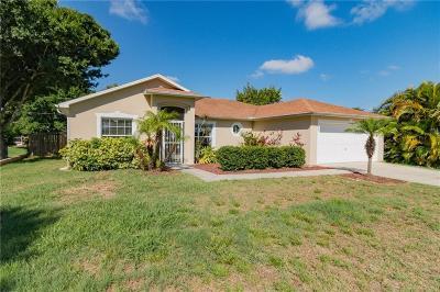 Sebastian Single Family Home For Sale: 485 Biscayne Lane
