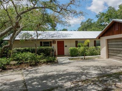 Sebastian Single Family Home For Sale: 11625 Roseland Road