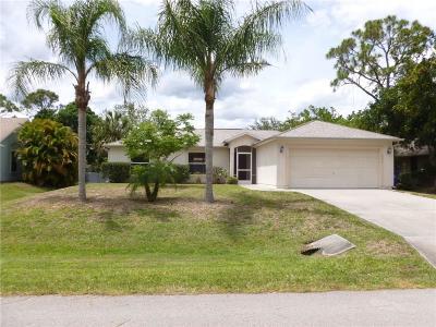 Sebastian Single Family Home For Sale: 333 Midvale Terrace