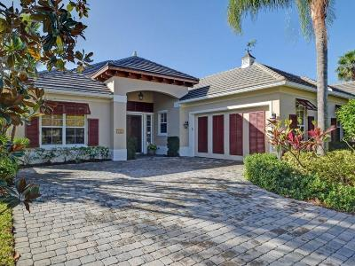 Vero Beach Single Family Home For Sale: 2077 Indian Summer Lane