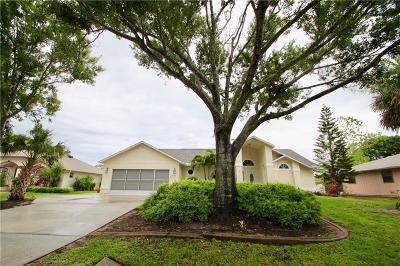 Sebastian FL Single Family Home For Sale: $254,900