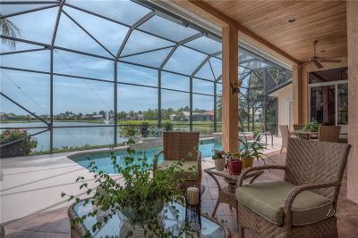 Vero Beach Single Family Home For Sale: 1404 Island Club