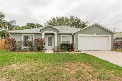 Sebastian FL Single Family Home For Sale: $219,900